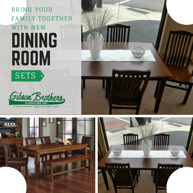 Living Room And Dining Room Together: Bring Your Family Together With New Dining Room Sets