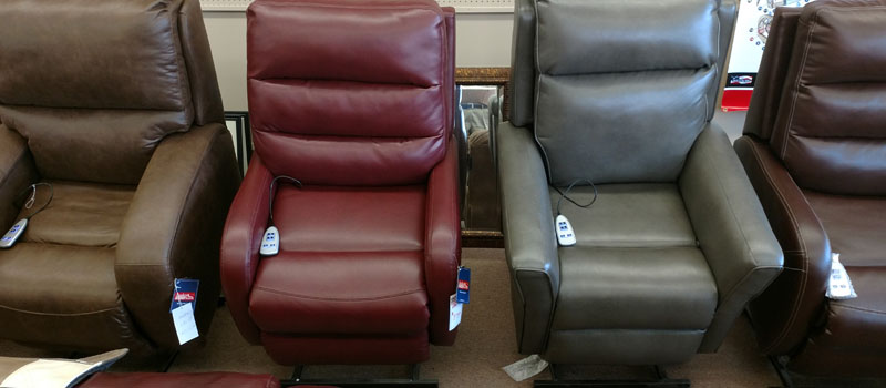 Reclining Lift Chairs in Mooresville, North Carolina