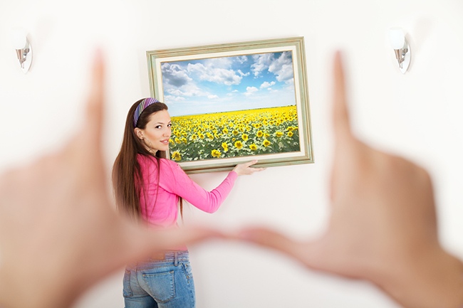 Hanging Framed Art in Your Space: Tips to Make it Look Professional